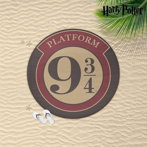 Serviette de plage Harry Potter 78054
