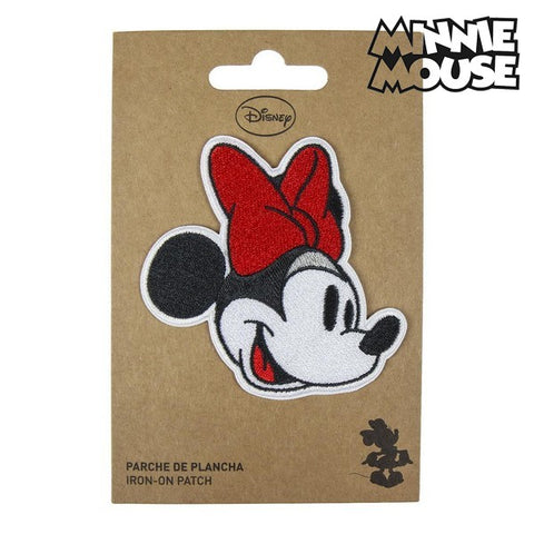 Patch Minnie Mouse Polyester
