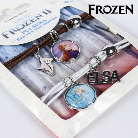 Girl's Bracelet Frozen 73898 White Brown