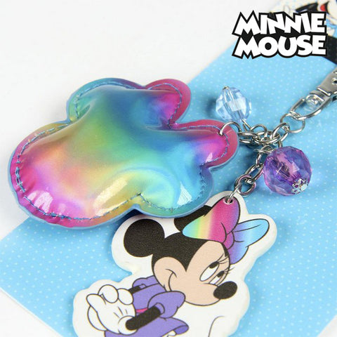 3D Keychain Minnie Mouse 74147 Multicolour
