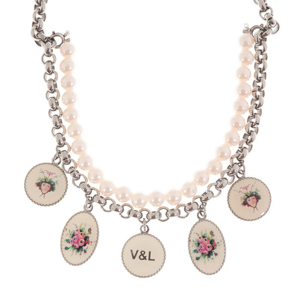 Ladies' Necklace Victorio & Lucchino VJ0149CO