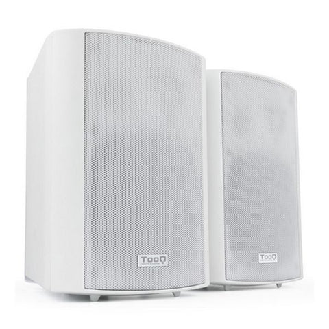 Multimedia Speakers TooQ TQOWS-01W 60W White