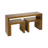 Console Bois mindi Playwood (3 pcs)