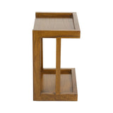Table d'Appoint Bois mindi Playwood (45 x 30 x 50 cm)