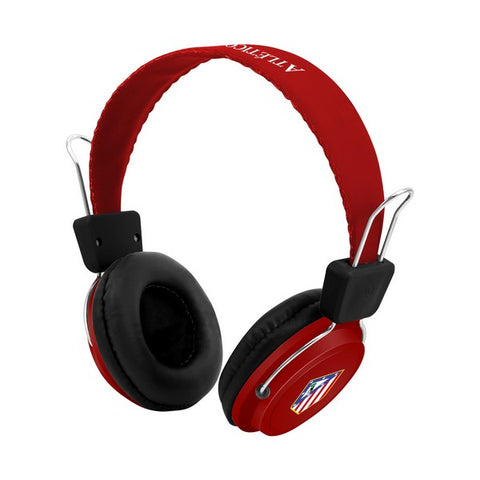 Casque audio Atlético Madrid 720761 Bluetooth Rouge
