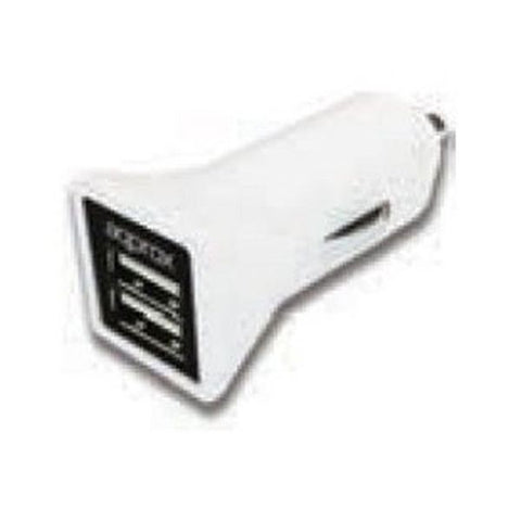 Car Charger approx! appusbcar31W 5 V 3,1 A White