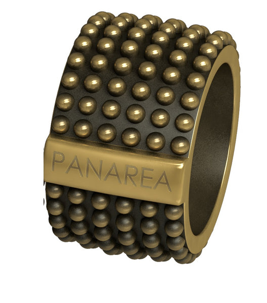 Ladies' Ring Panarea AS154RU2 (15 mm)