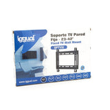 "Fixed TV Support iggual SPTV10 IGG314555 23""-42"" Black"