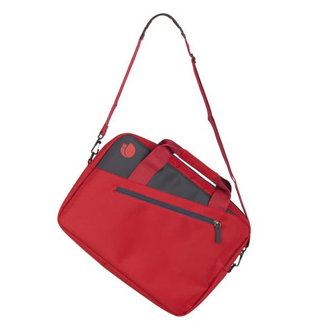"Laptop Case NGS Ginger Red GINGERRED 15,6"" Red Anthracite"