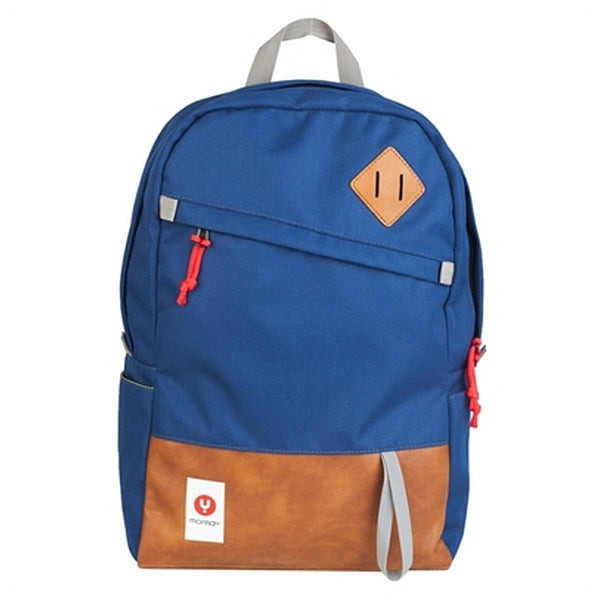"Laptop Backpack NGS SNIPE 15,6"" Blue"