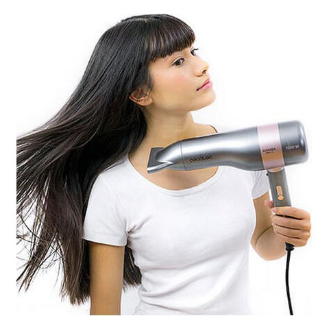 Hairdryer Cecotec Bamba IoniCare 6000 Rockstar Vision 2000W Grey