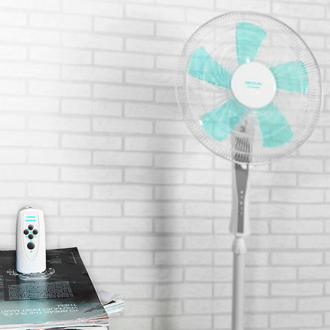 Ventilateur sur Pied Cecotec ForceSilence 530 Power Connected 50W (Ø 40 cm)