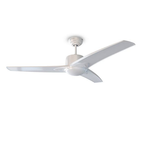 Ceiling Fan with Light Cecotec Forcesilence Aero 550 60W (Ø 132 cm)