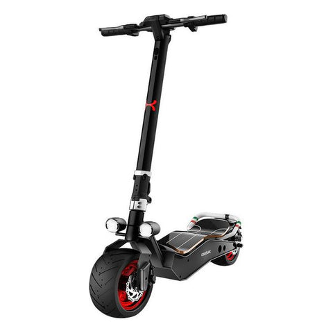 Electric Scooter Cecotec Bongo Serie Z Red 45km 1100W