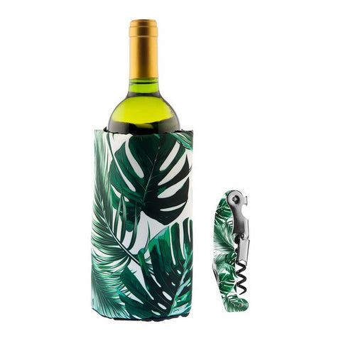 Set of Wine Accessories Koala Tropic Plastic