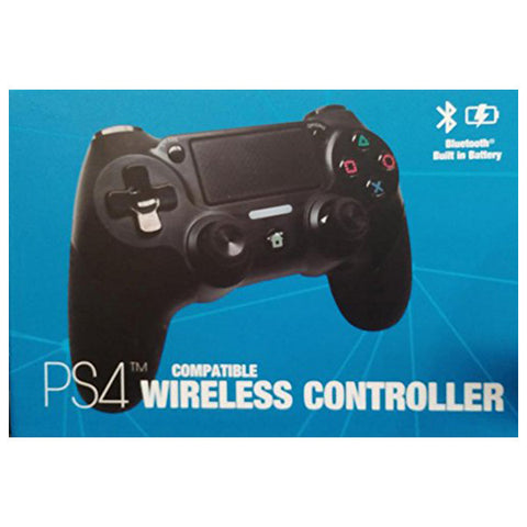 Wireless Gaming Controller Ps4 Kaos 70003 Bluetooth Black