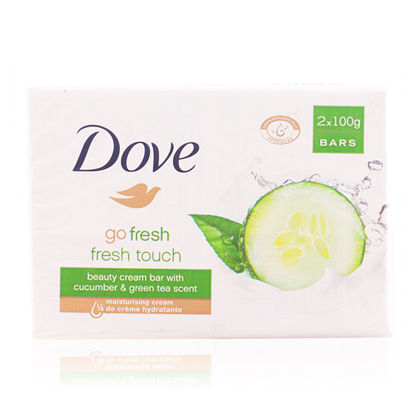 Hand Soap Go Fresh Dove (2 pcs)