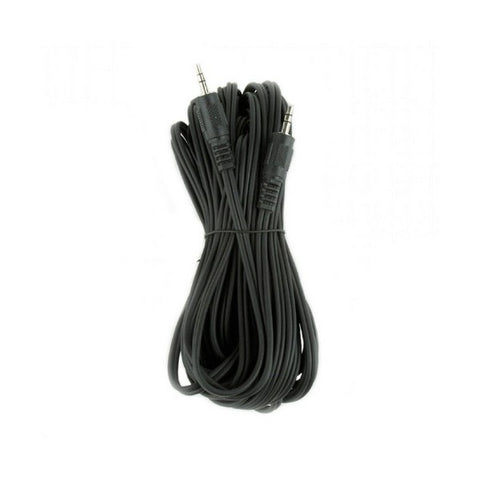 Audio Jack Cable (3.5mm) GEMBIRD CCA-404-10M 10 m Black