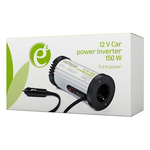 Car Charger Power Inverter GEMBIRD EG-PWC-031 12-230 V 150W