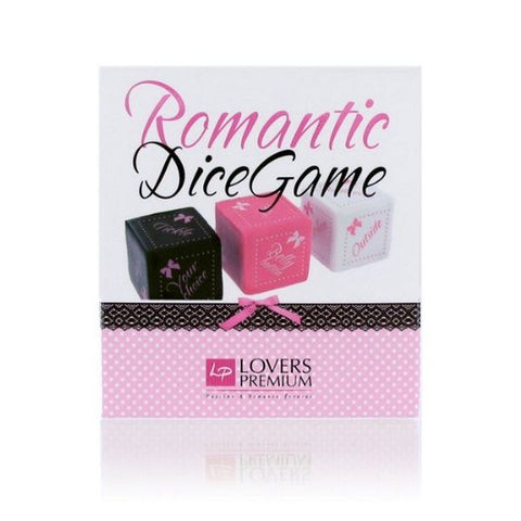 Dice Game Romantic LoversPremium 592 (3 pcs)