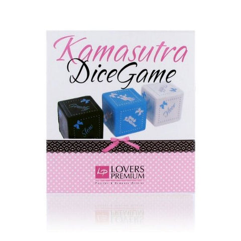 Dice Game Kamasutra LoversPremium 622 (3 pcs)