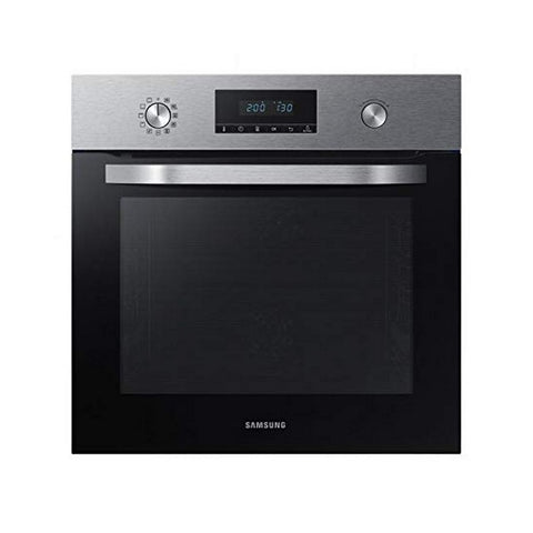 Pyrolytic Oven Samsung NV68R3370RS 68 L 1100W A Black