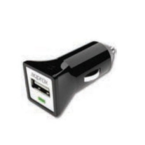 USB Car Charger approx! appUSBCARB Black