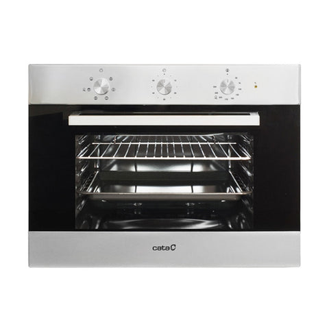 Multipurpose Oven Cata ME4006X 40 L 2380W Stainless steel Black