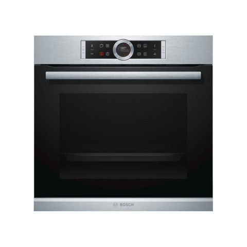 Multipurpose Oven BOSCH 217282 3600W 71 L Eco Steel Black
