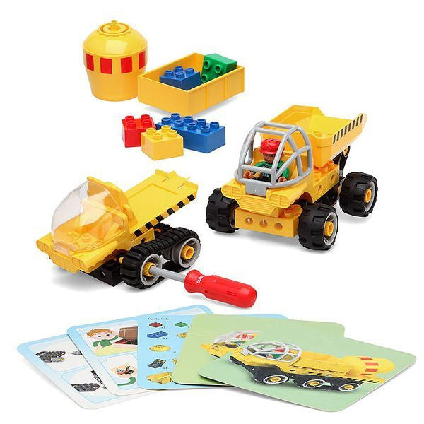 Set de construction Junior Knows 1280 (38 pcs)