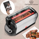 Smart Rotisserie S Portable Electric Oven with Recipe Book 600W