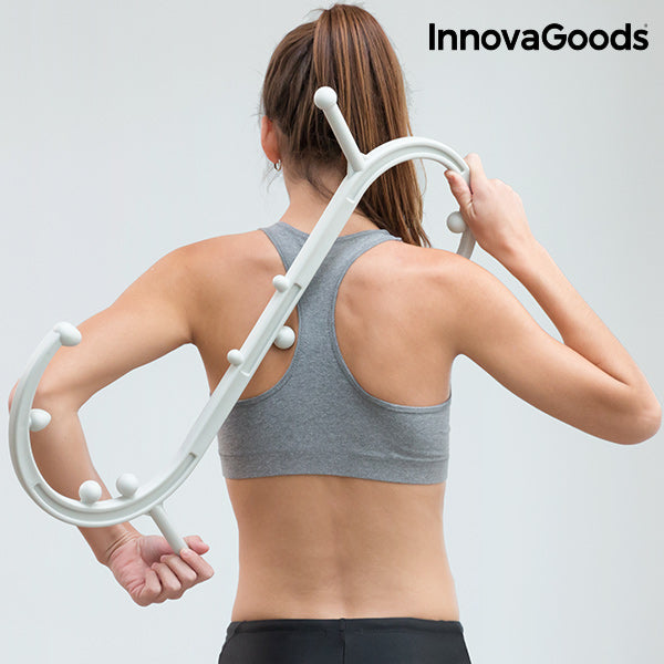 InnovaGoods Self-Massage Hook
