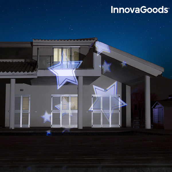 InnovaGoods Decorative LED Projector