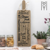 Wagon Trend Maxi Chopping Board