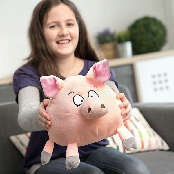 Big Piglet Soft Toy
