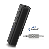 B0767CL99C(THOCK 4.2)-B00Y2521IS(PDA) ADAPTATEUR BLUETOOTH SK-4.2 Universel Bluetooth Kit Auto Microphone Intégré
