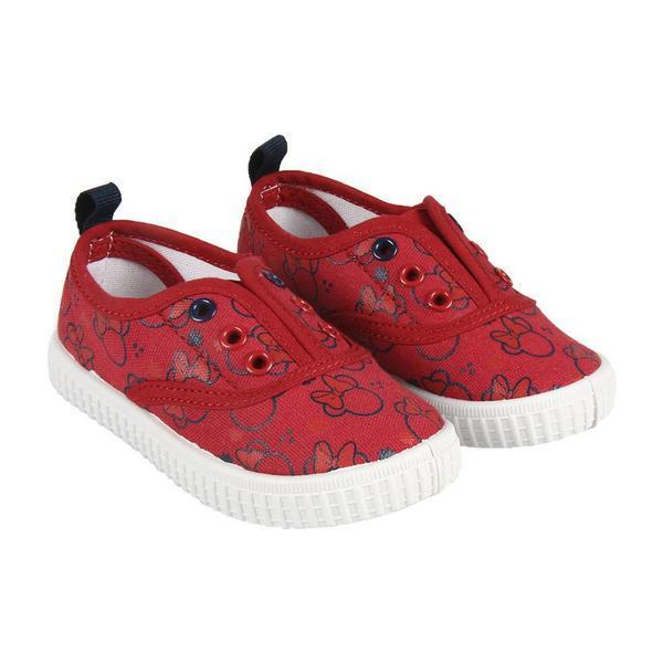 Minnie Mouse Chaussures casual enfant Minnie Mouse 73676 Rouge