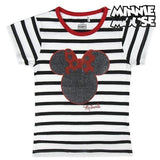 Minnie Mouse T shirt à manches courtes Enfant Minnie Mouse 73500