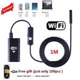 Point d'achat camera Endoscope Caméra Compatible Iphone et Samsung WIFI