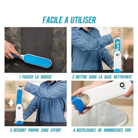 Point d'achat Clean Brosse