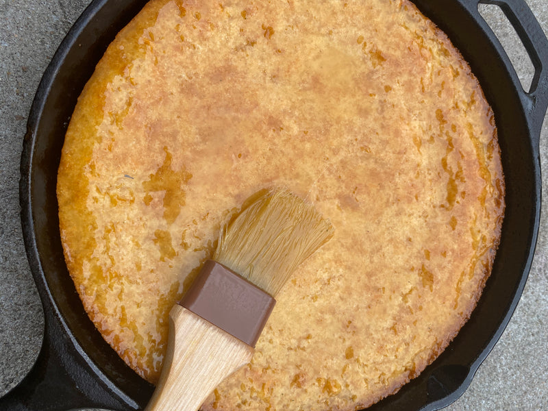 Hot Honey Cornbread