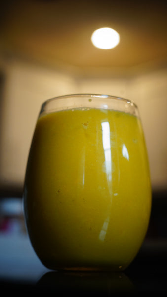 Citrus Bone Broth Smoothie