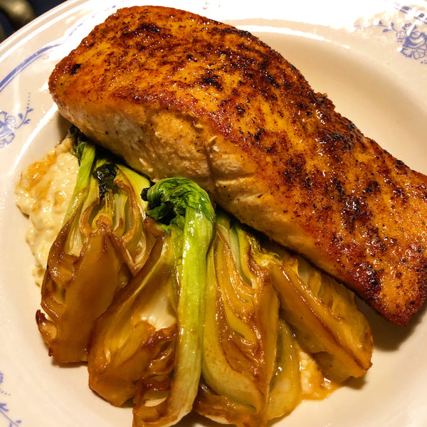 Honey Miso Salmon