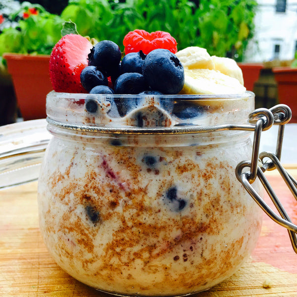 Tastic Sweet Overnight Oats
