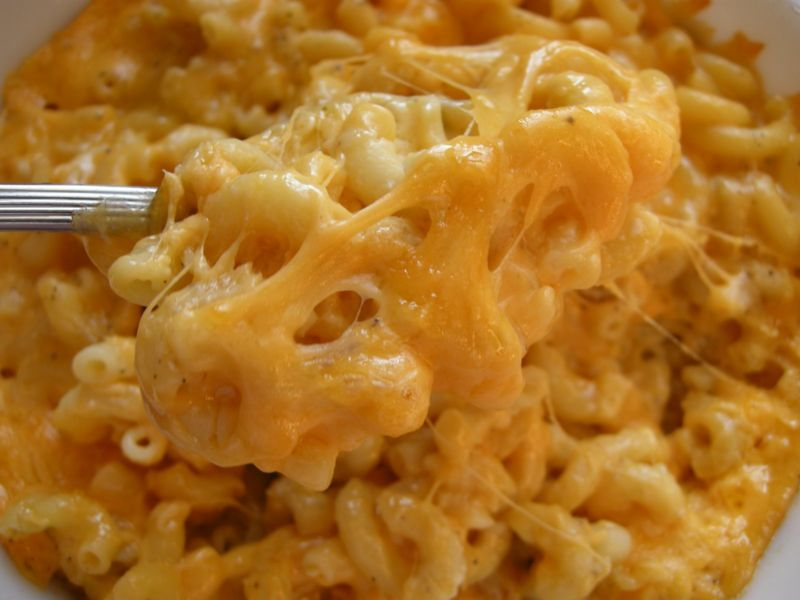 The Definitive  Mac and Cheese