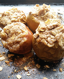 Tastic Sweet Stuffed and Baked Apples