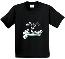Allergic To Bull Crewneck Sweatshirt T Shirt