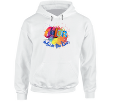 Color Outside The Lines Hoodie