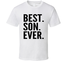 Best Son Ever Cool T Shirt