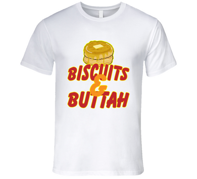 Biscuits And Buttah Premium T Shirt